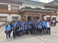 India U-18 at SAFF 2017