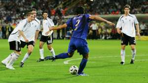 Germany Italy World Cup 2006