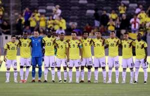 Nómina Colombia - Argentina Amistoso 2018