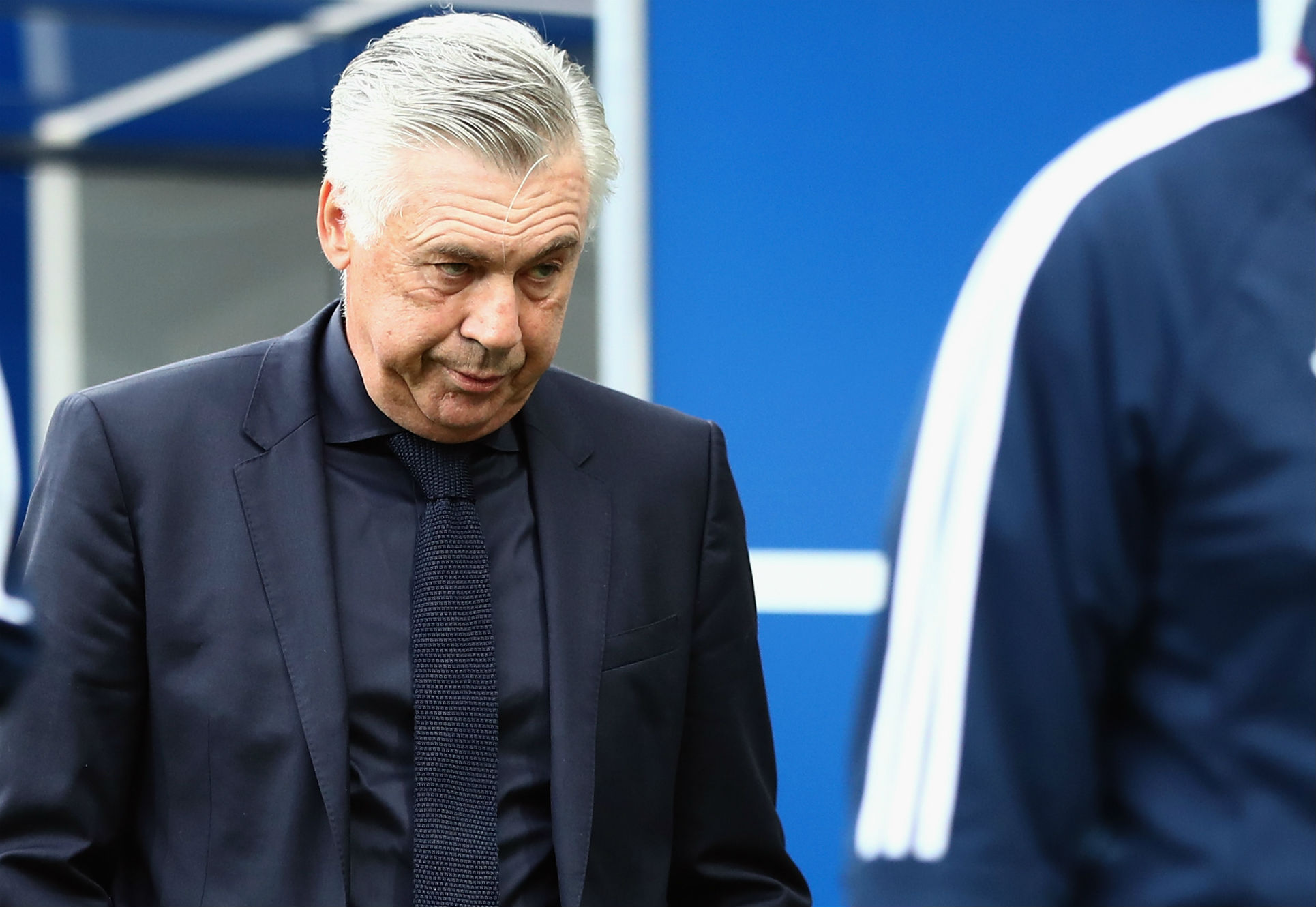 Carlo Ancelotti Bayern