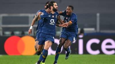 Sergio Oliveira Juventus Porto