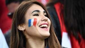 美女サポワールドカップ_フランスvsペルー_フランス1