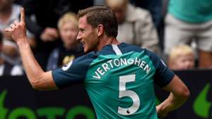 Jan Vertonghen Tottenham 2018-19