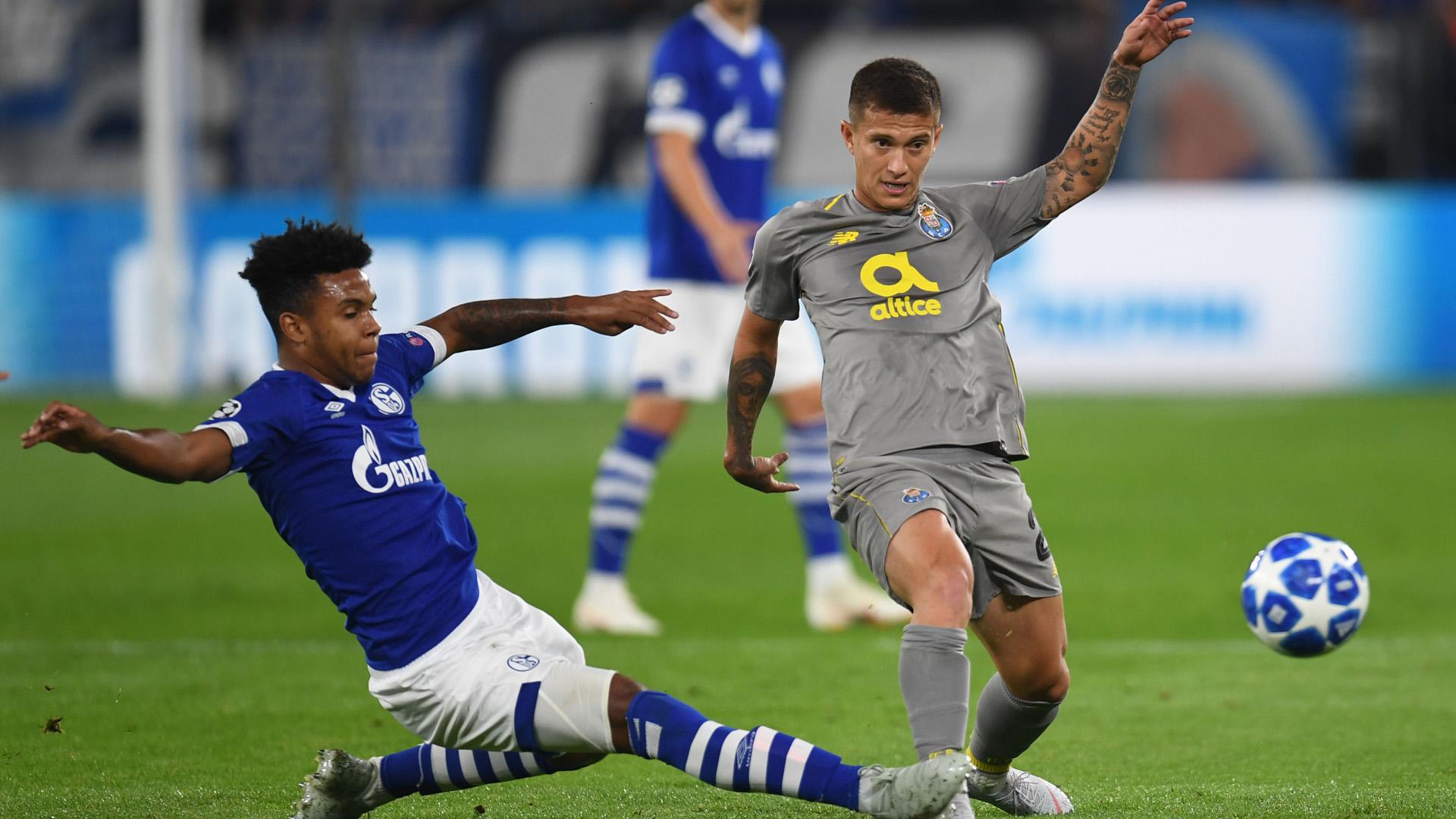 Schalke Porto Livestream