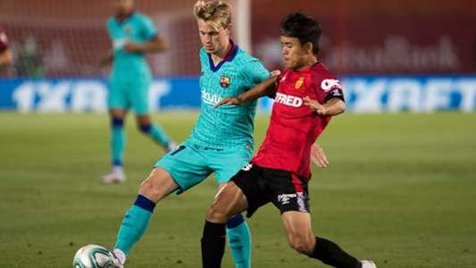 El resumen del Mallorca vs. Barcelona de LaLiga: vídeo, goles y estadísticas | Goal.com
