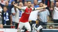 Aaron Ramsey Arsenal FA Cup