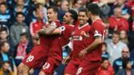 Liverpool v Middlesbrough Premier League 21052017