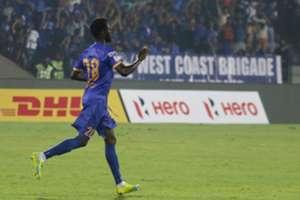 Moudou Sougou Mumbai City Pune City ISL 2018-19