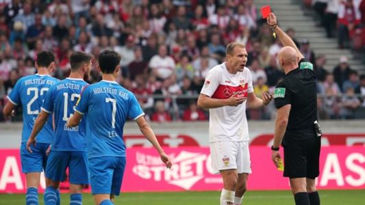 VfB Stuttgart: Holger Badstuber nach Entgleisung für zwei Spiele gesperrt