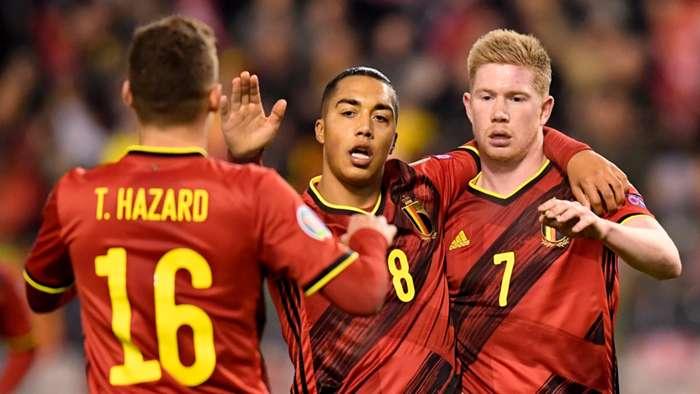 Belgium 2019