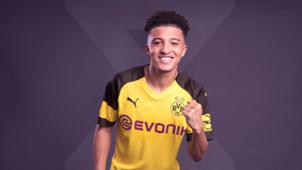 Jadon Sancho Dortmund NxGn