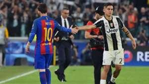 Messi Dybala