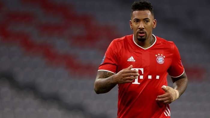 Jerome Boateng Bayern Munich 2020-21