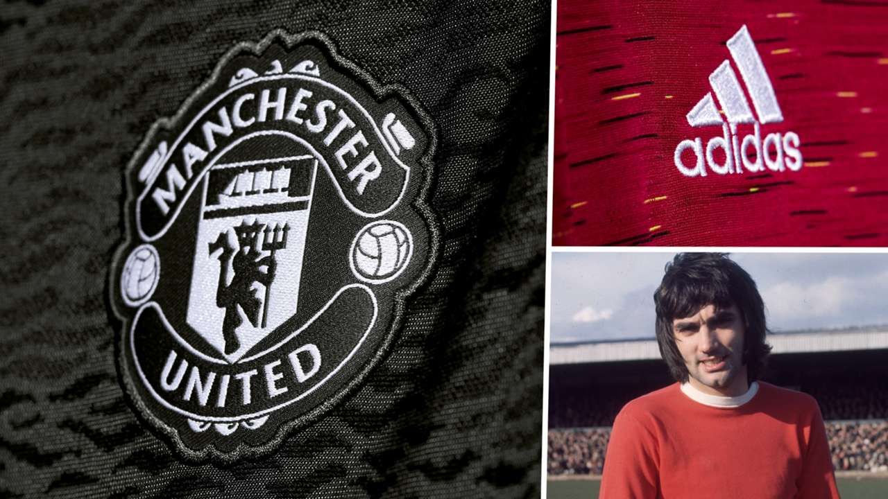 Manchester United kits adidas