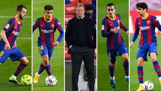 Los señalados de un Barcelona que sigue desangrándose | Goal.com