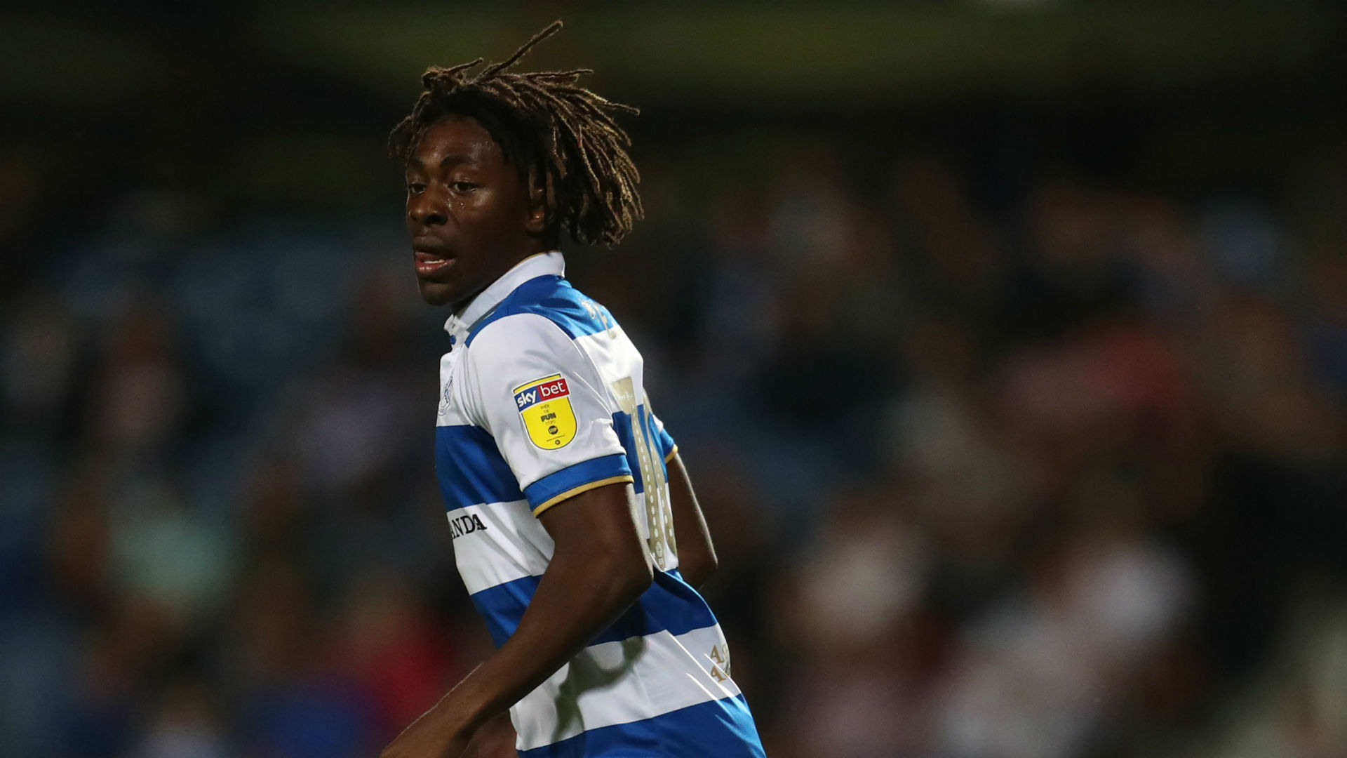 Benrahma scores as Eze and Osayi-Samuel suffer defeat with QPR against Brentford