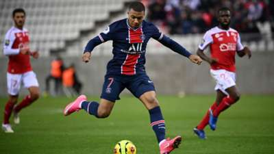 Kylian Mbappe Reims PSG Ligue 1 27092020