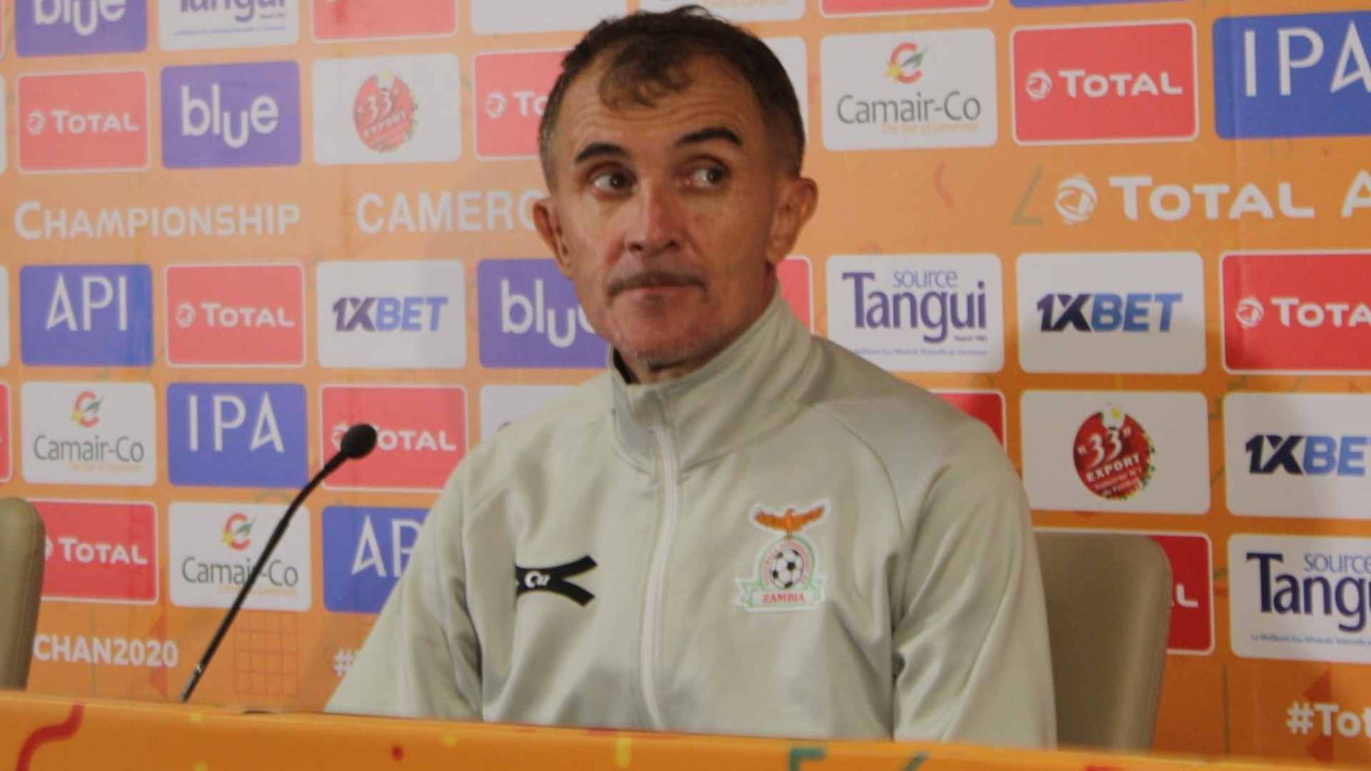 Chan 2021: Unacceptable for Zambia to give it away in 10 minutes against Morocco – Sredojevic