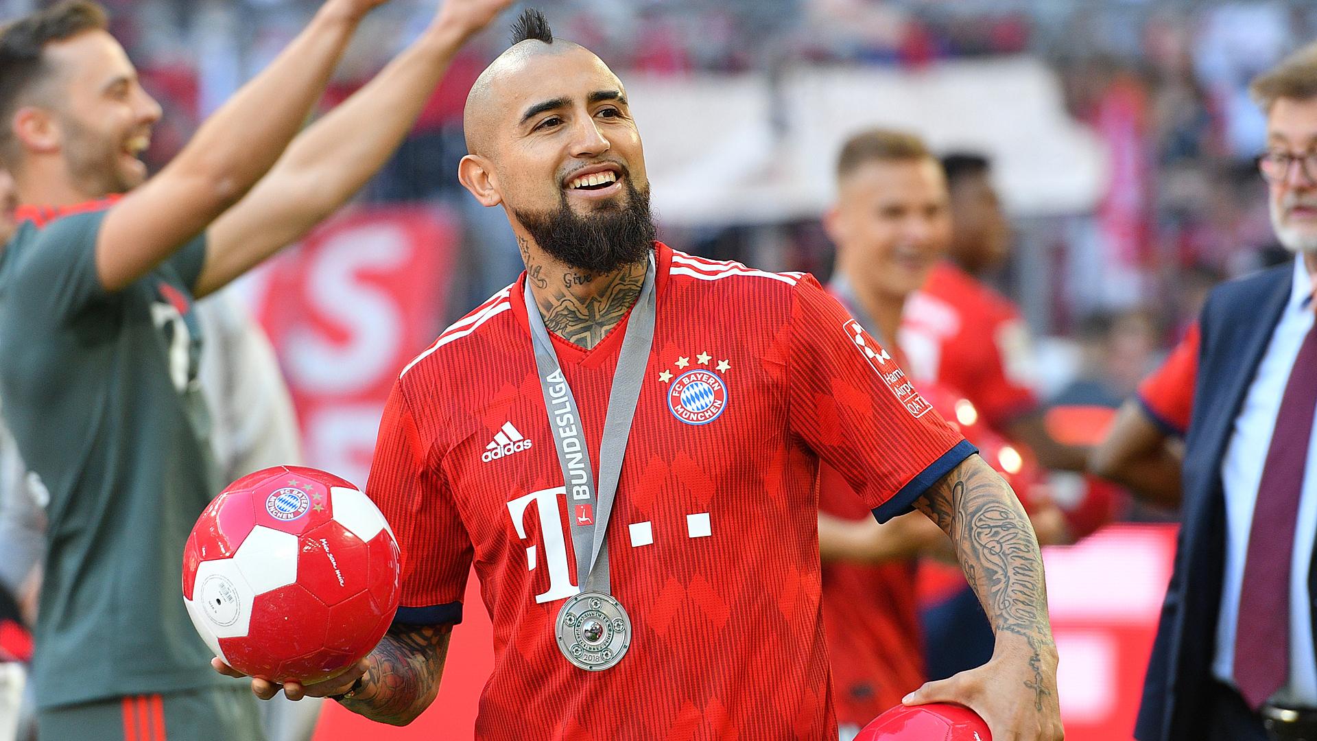 Así fue el paso de Arturo Vidal por Bayern Munich: números, estadísticas y títulos | Goal.com