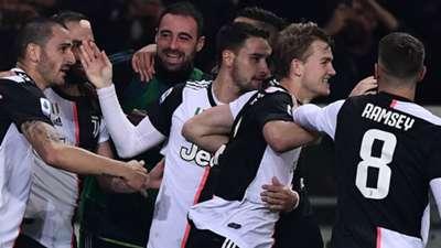 De Ligt Torino Juventus Serie A