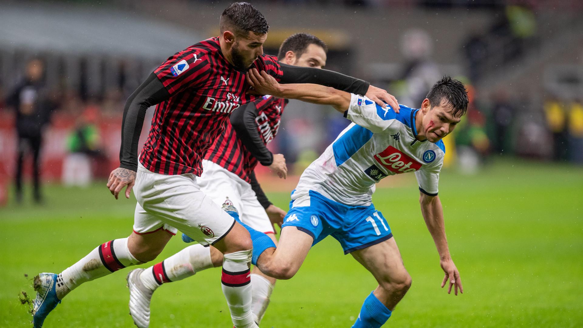 SSC Neapel Gegen AC Mailand Heute Live Im TV LIVE STREAM