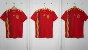 Spain WC shirt