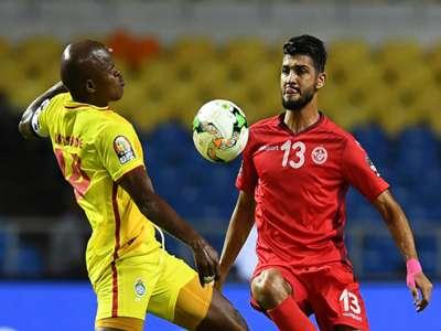 Willard Kantande- Zimbabwe and Ferjani Sassi- Tunisia Afcon 2017