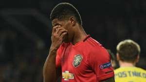 Marcus Rashford Manchester United 2019-20