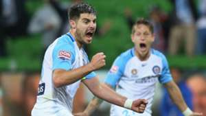 Bruno Fornaroli Melbourne City