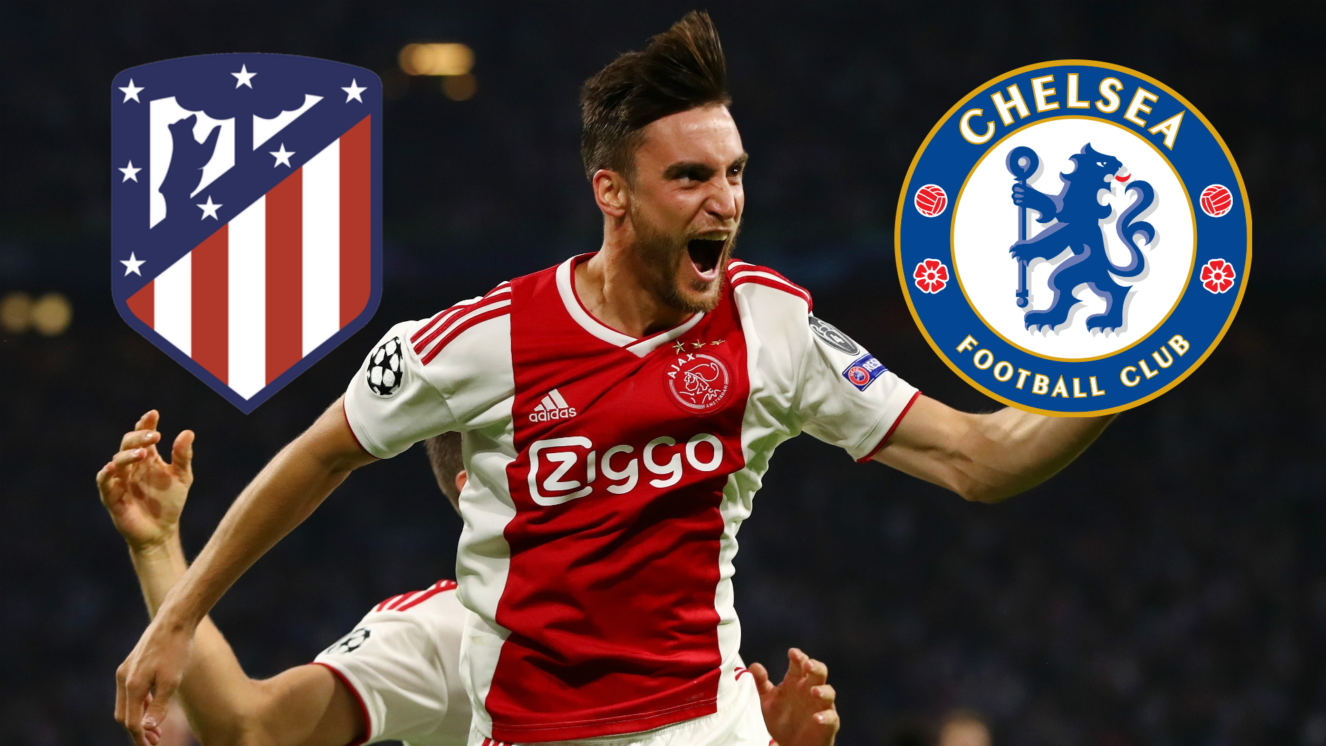 Atletico Madrid enter race for Chelsea-linked Tagliafico but Chilwell remains Blues' No.1 target