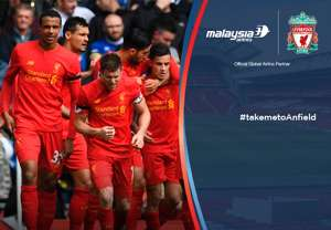 Liverpool, Everton, Premier League, Malaysia Airlines, 03/04/2017