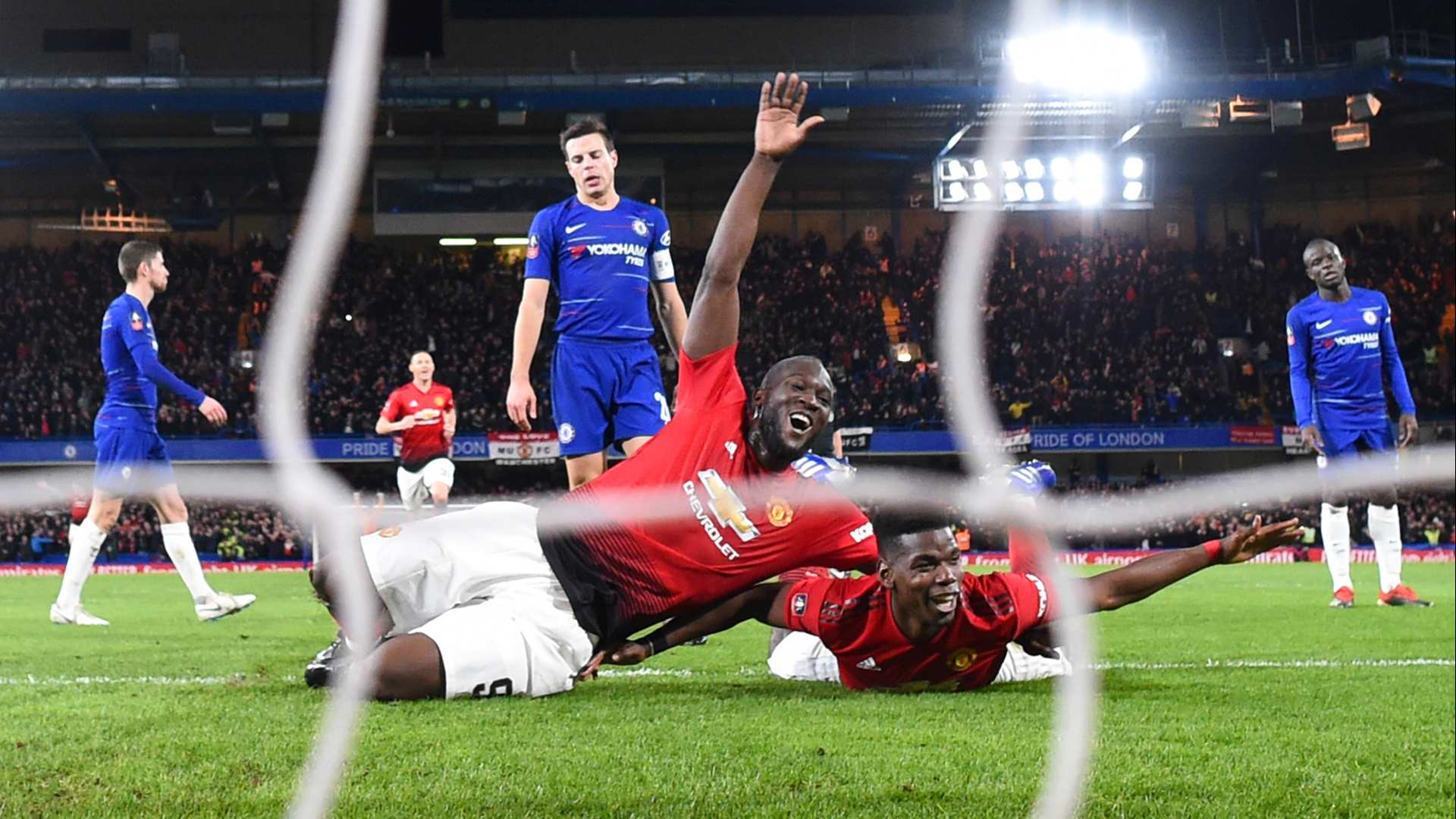 2019-02-18 Manchester United