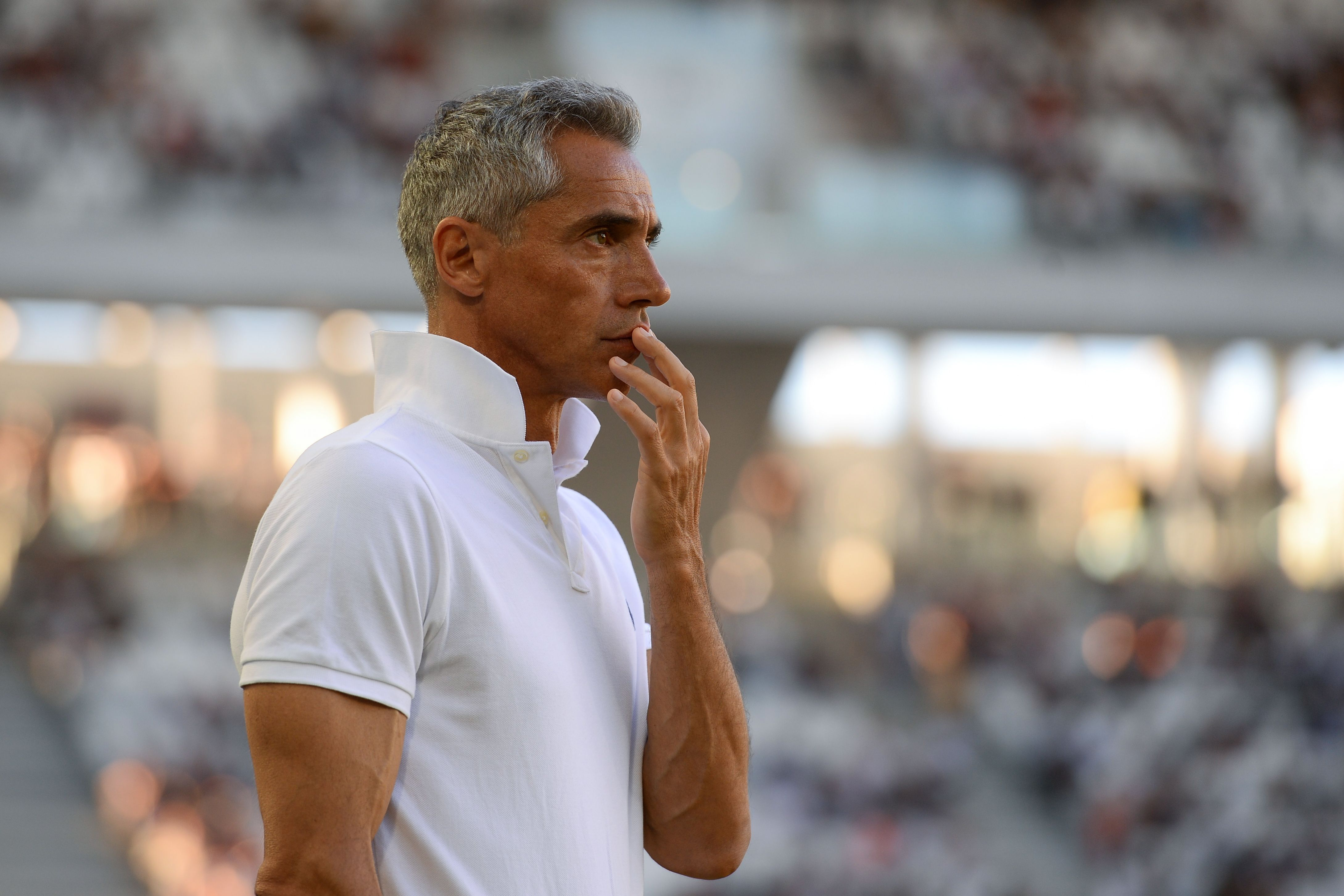 Paulo Sousa envisage un départ à la fin de la saison