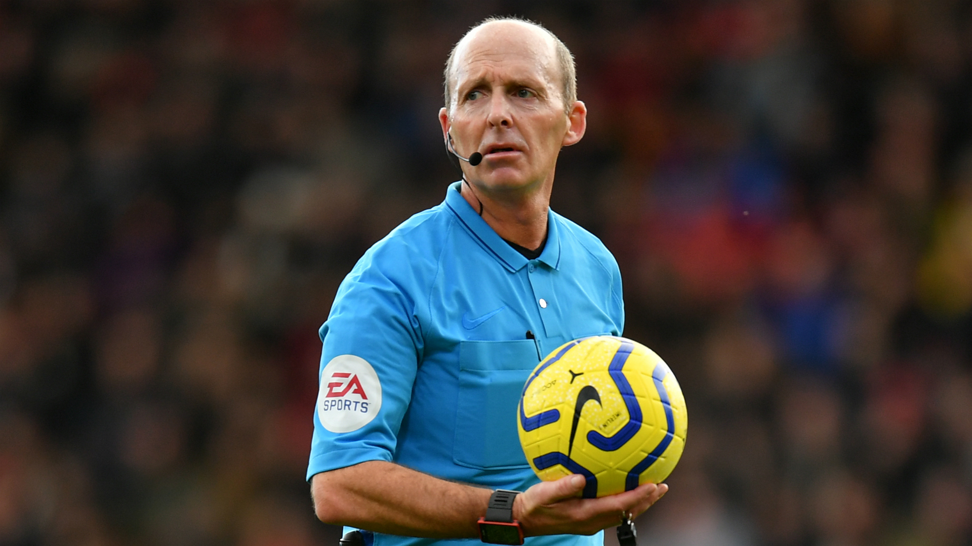 'I don't have an issue with bad publicity' - Premier League referee Mike Dean