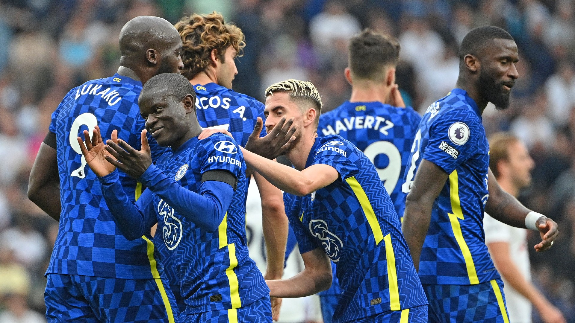 'Kante makes a huge difference' – Tuchel highlights 'unique' Chelsea midfielder's role in win against Tottenham