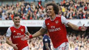 David Luiz FC Arsenal Premier League 06102019