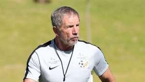 South Africa head coach Stuart Baxter June 18
