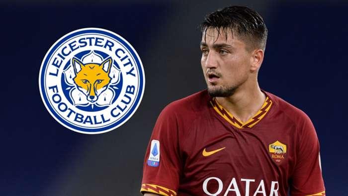 Cengiz Under Leicester City GFX