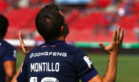Walter Montillo - Universidad de chile