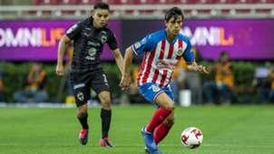 José Juan Macías Chivas vs Rayados de Monterrey Clausura 2020