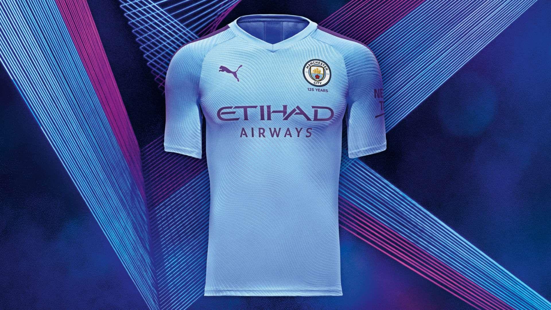 Nova Camisa Do Manchester City Com A Puma Homenageia Industria Inglesa Goal Com