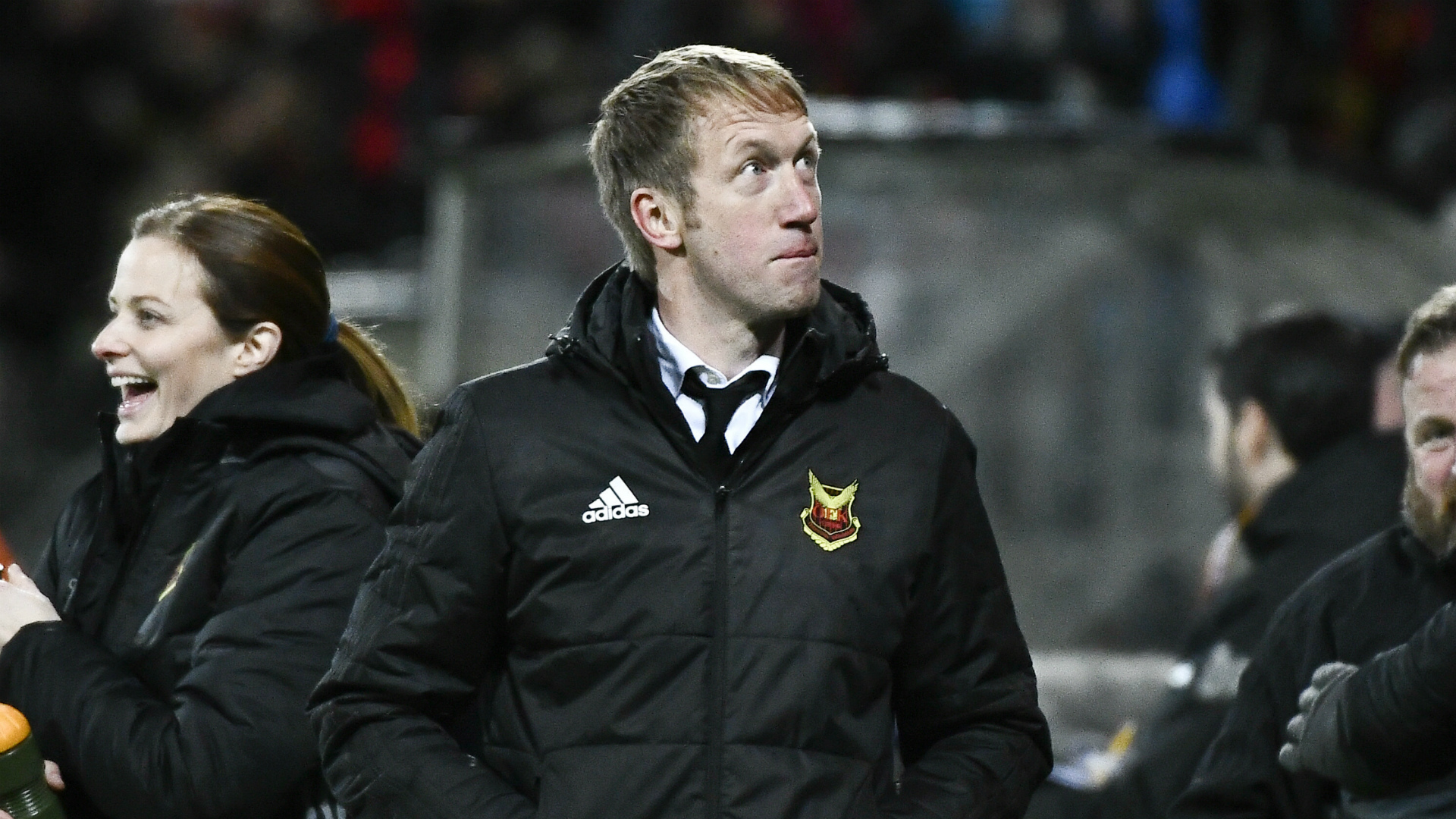 Graham Potter Ostersunds Atheltic Bilbao Europa League
