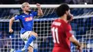 Mertens Napoli Liverpool