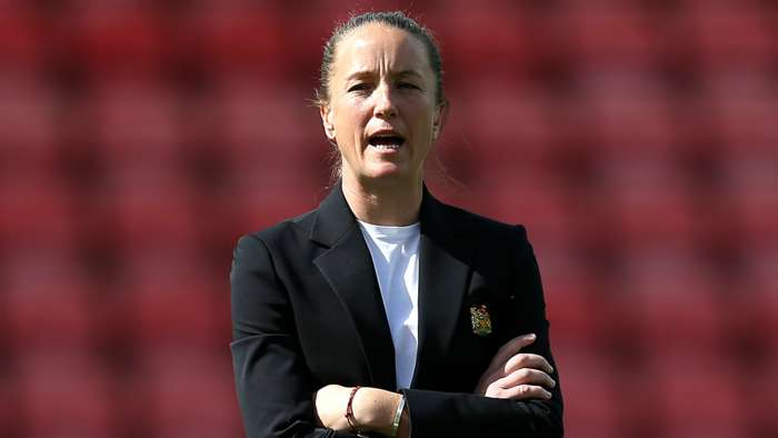 Casey Stoney Manchester United 2020-21