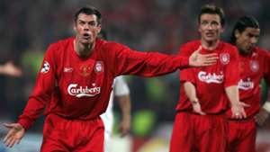 Jamie Carragher Liverpool 2004-05