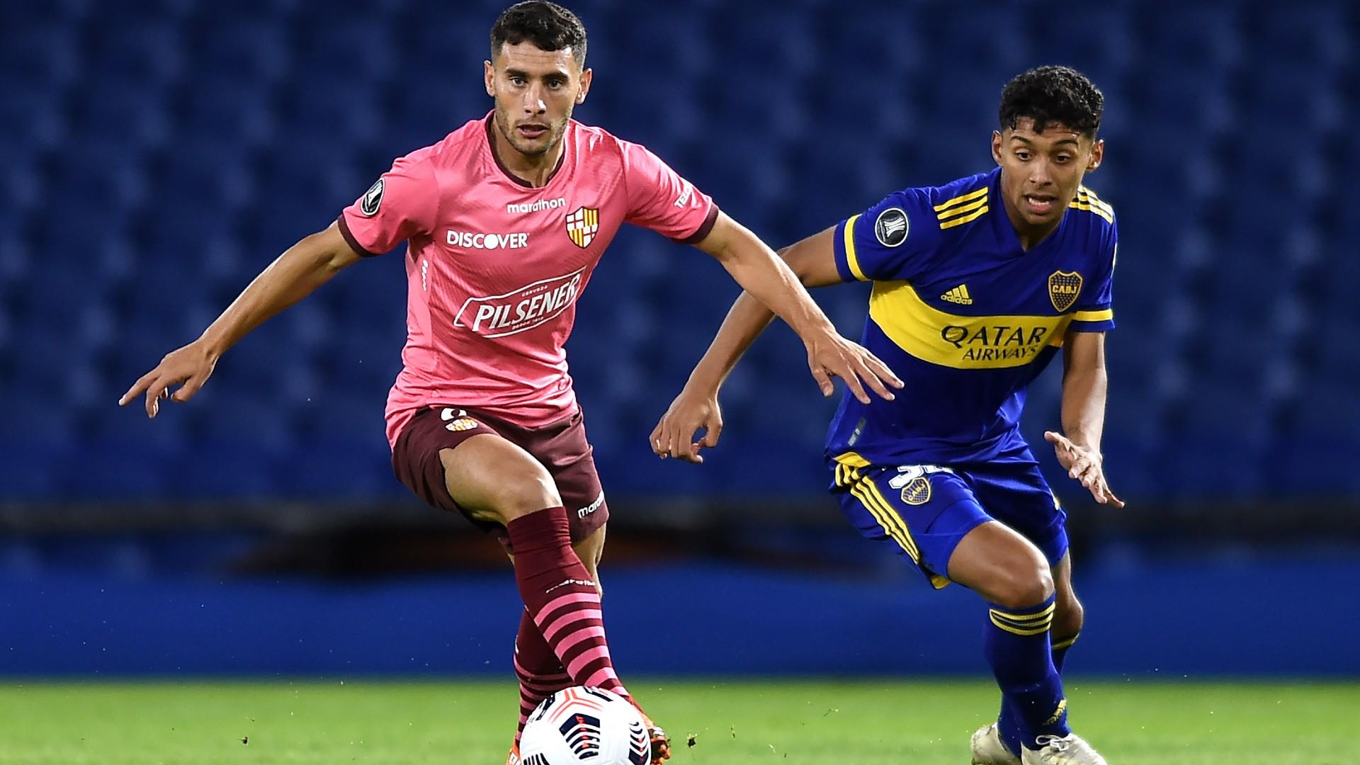 Boca 0-0 Barcelona, por la Copa Libertadores: partido online, resultado,  formaciones y suplentes | Goal.com