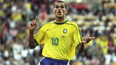 Rivaldo Brazil 1998