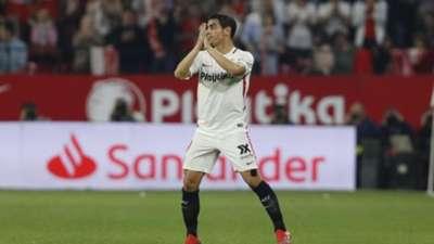 Ben Yedder Sevilla Real Sociedad LaLiga