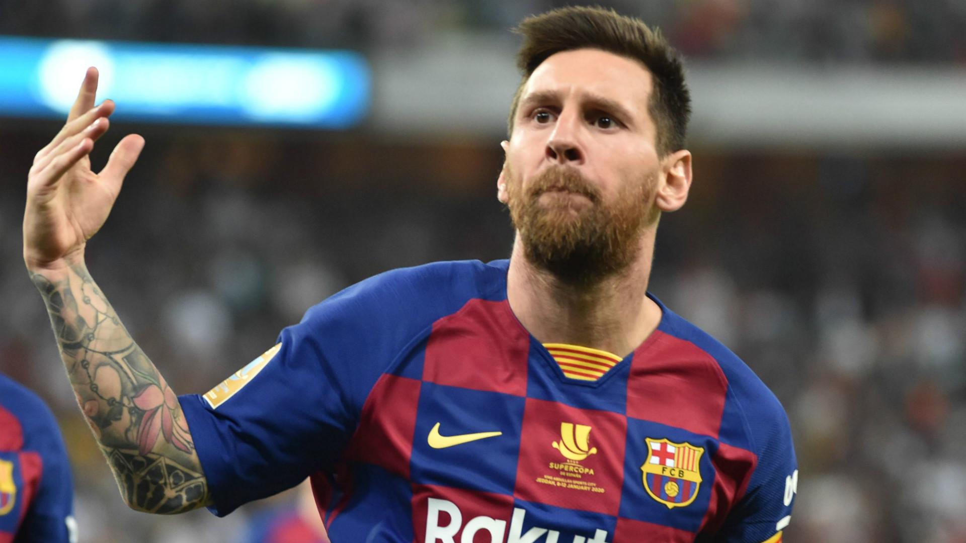 'Messi on same level as Di Stefano & staying was vital' – Gaspart welcomes end to Barcelona saga
