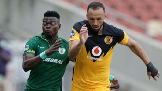 Baroka FC 1 -1 Kaizer Chiefs: Amakhosi drop points again after draw against Bakgaga   Goal.com
